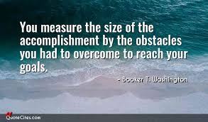 Accomplishment Quotes Extraordinary Explore Booker T Washington Quotes QuoteCites