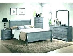 Whitewash Bedroom Furniture Grey Distressed Whitewashed Wash Set ...