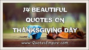 Beautiful Thanksgiving Quotes Best Of 24 Beautiful Thanksgiving Quotes YouTube