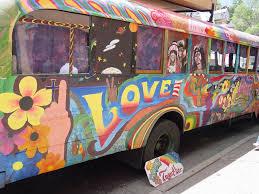 Hippie Buses The Magic Bus Part Deux Hippie Couture