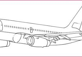 Airplane Drawing How To Draw A Plane 246830 Plane Drawing For Kids Gallerycarla Com