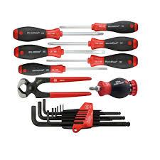bosch tools set. bosch wiha professional tool set - 17 piece tools u