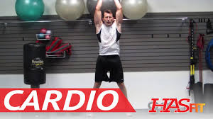 15 minute insanity cardio workout exercises hasfit s cardiovascular exercise insanity workout