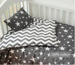 home baby room decor baby crib sets hipster cat baby nursery crib bedding set