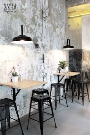 Superb Industrial cafe decoration