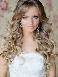 Hairstyle Curls hairstyles for wedding is graceful ideas which can be applied into 5561 by stevesalt.us