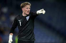 Jordan Pickford could break England clean sheet record that has stood since  1966 in Poland qualifier