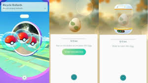 What Can You Get From Eggs In Pokemon Go Chart Pokemon Go Egg Chart All Pokemon That Hatch From 2km 5km