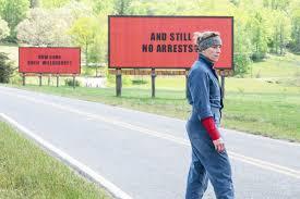 Boys On Film Review: Three Billboards Outside Ebbing, Missouri - EQ Music  Blog