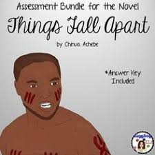 teaching things fall apart schmoop eng college  assessment bundle for things fall apart by chinua achebe