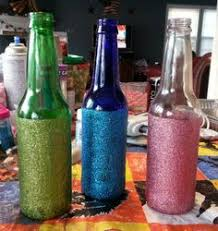Decorating Empty Wine Bottles How To Decorate Empty Bottles 100 Easy DIY Ideas For Reusing Empty 69
