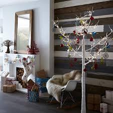 Christmas Decorating Ideas  Twig Tree Twig Christmas Tree And Twig Tree Christmas