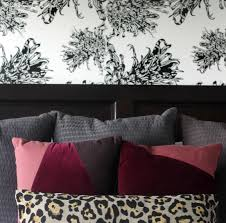 Master Bedroom Wallpaper Designer Walls 5 Bedroom Wall Designs Inspired By Nature Master
