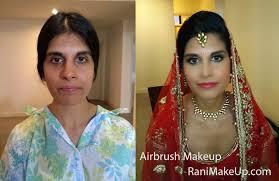 indian wedding bridal airbrush makeup artist in kuala lumpur msia medan jakarta indonesia4