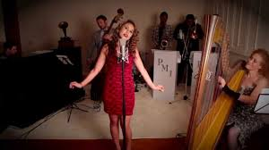 Lovefool - Vintage Jazz Cardigans Cover ft. Haley Reinhart - YouTube