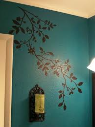 Small Picture Bathroom Wall Paint Designs Decorative Painting Cool 1 To Inspiration