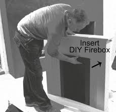 bio fuel insert for electric fires