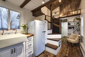 luxury tiny house. Modren Luxury A Luxury 273 Square Feet Tiny House On Wheels Built By Mint Tiny Homes In  British Columbia Canada In Luxury House H