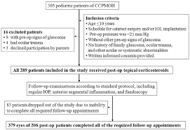 Flow Chart For Patient Selection And Follow Up Protocol
