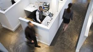 open office cubicles. Beautiful Open Peopleinanoffice Space With Open Office Cubicles