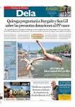 Mujer desnuda salvando hombre el la playa nudista cuerpos desnudos de mujer bañados en diamantes preciosos