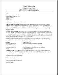 Free Sample Cover Letter For Job Application Inspiration Free Cover Letter Download 48 First Job Cover Letters Free Sample