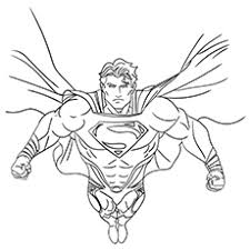 A free storage of superman coloring sheets. Top 30 Free Printable Superman Coloring Pages Online