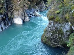 Walk In Pools Blue Pools Walk Mt Aspiring National Park New Zealand Blue