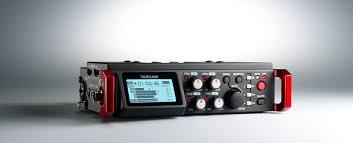 Sound Design Field Recorder Dr 701d Overview Tascam United States