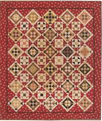 Scarlet Begonia Pattern by Miss Rosies Quilt Company & Other products and companies referred to herein are trademarked or  registered trademarks of their respective companies or mark holders. Adamdwight.com