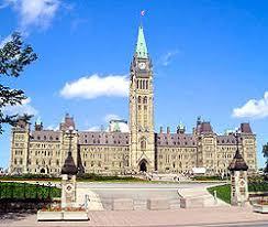 Канада Википедия Канадский парламент Оттава