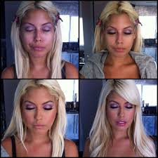 bridgette b s slow transformation from a person into a barbie