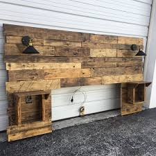 hey i found this really awesome listing at s com listing 497387069 rustic headboard standard wood headboard