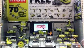 ryobi 18v tool case. free ryobi starter kit with the purchase of two qualifying tools 18v tool case