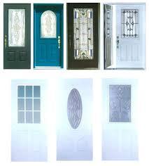 replace door window insert exterior door windows inserts sunburst entry door glass insert steel entry replacing