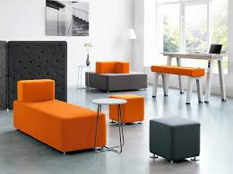 office reception areas. Picture Of Orangebox B-Free Stylish Office Reception Seating Areas