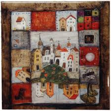earn  on art wall tiles ceramic with polish art center artistic ceramic tile old town mosaic