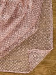 Купить <b>тюль</b> «<b>Лиао</b> (пудра)» розовый по цене 1550 руб. с ...