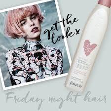 Hairjamm Colour Chart Hairjamm Juuce Dusky Rose Hair Haircare Love
