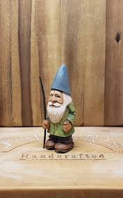 pin on gnome wood carving
