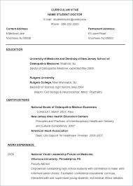 Free Resume Templates Download Word – Resume Directory