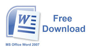 ms office word 2007 ms office word 2007