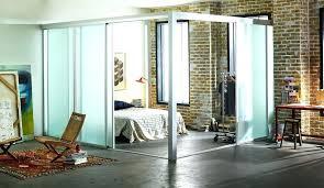 folding room dividers folding room dividers wood sliding closet doors 8 foot tall divider curtain on