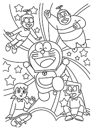 Doraemon nobita and coloring is a other game 2 play online at gahe.com. Doraemon Coloring Pages Best Coloring Pages For Kids