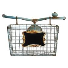 about this item on metal bike with basket wall decor with tin open weave bike basket wall d cor 3r studios target