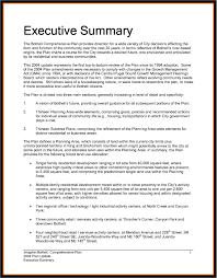 Best Executive Summary Best Of 24 Executive Summary Sample Financial Statement Form Template 9