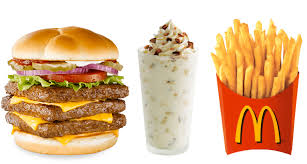 unhealthy fast food. Perfect Fast Fast Food Food Nutrition Calories Worst Items With Unhealthy Fast Food