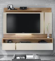 vizio wall mounted tv unit in