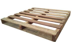 1200x1200mm recycled 2 way entry wooden pallet