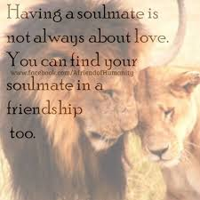 Good Morning Soulmate Quotes Best of You Can Find Your Soulmate In Friendship Too Pictures Photos And